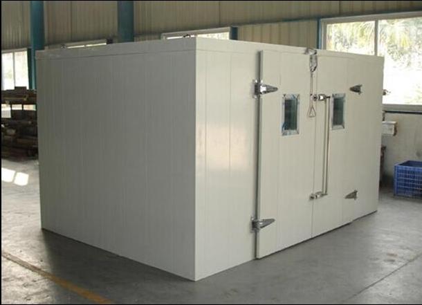 新型板塊式冷庫